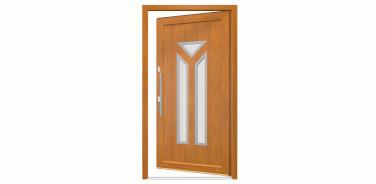 Drzwi wewnętrzne kierunki otwierania Drutex Kołobrzeg
